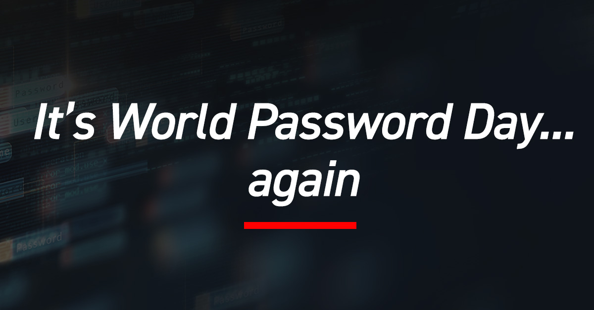 World Password Day keeps coming and going, but password reuse sticks around