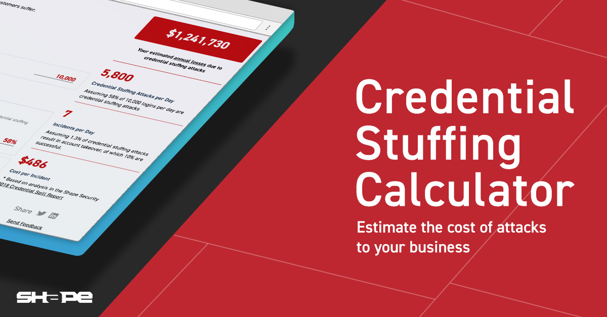 How Much Does Credential Stuffing Cost Your Business?