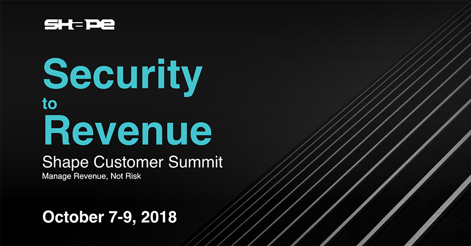 Shape Security Customer Summit