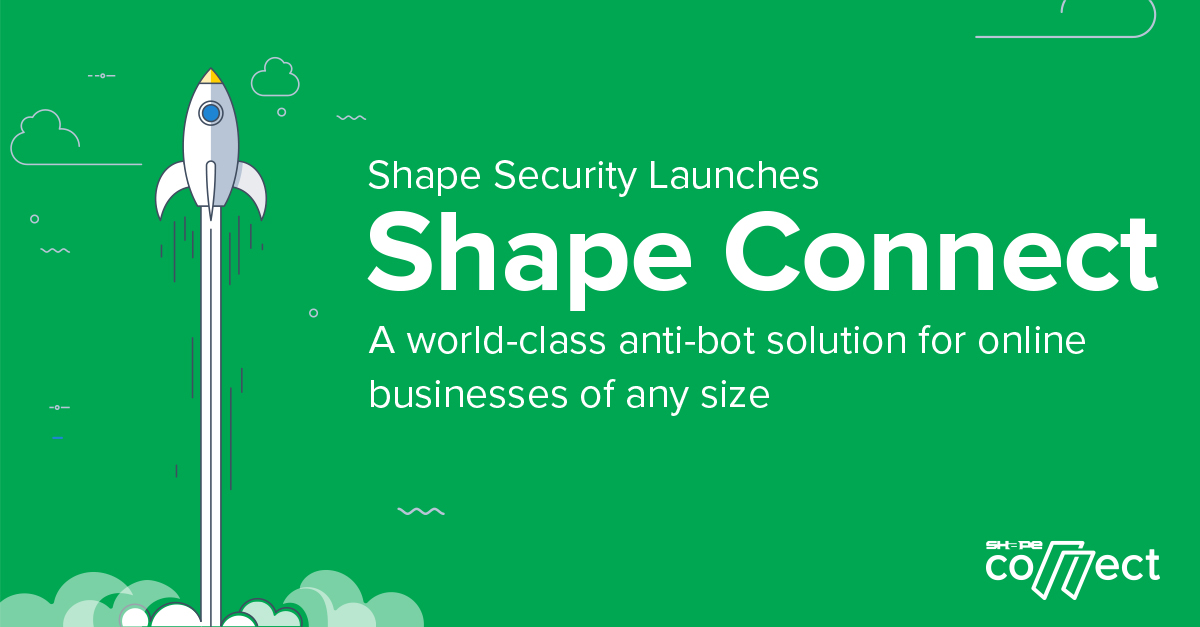 On The Launch of Shape Connect
